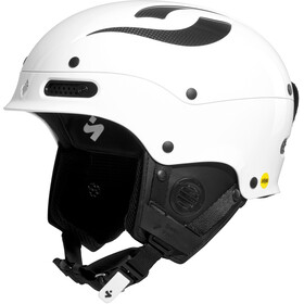 Sweet Protection Trooper II MIPS Helmet gloss white